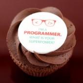 Капкейк за Деня на програмиста