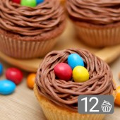 12 Великденски кексчета в Промо сет