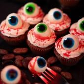 24 чудовищни мини кексчета за Хелоуин
