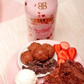 Капкейк с Baileys Strawberries & Cream