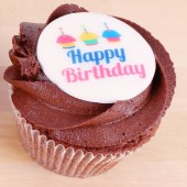 Капкейк Честит рожден ден