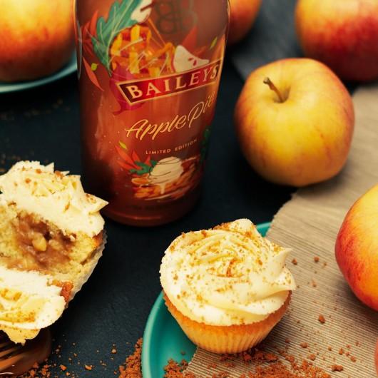 Капкейк Ябълков пай с Baileys Apple Pie
