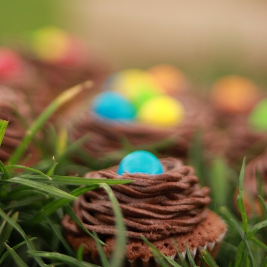Великденски Мини кексчета