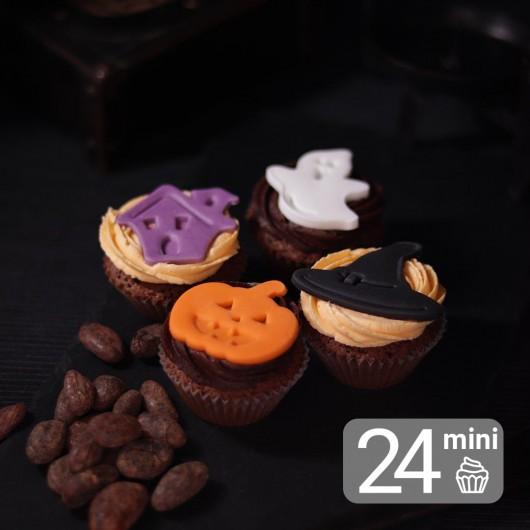 24 страшни мини кексчета за Хелоуин