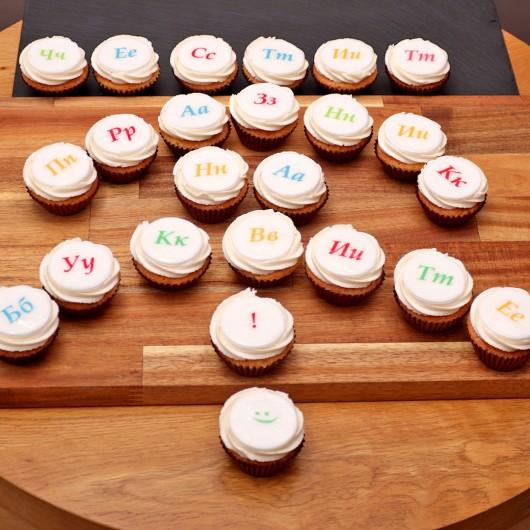 24 Мини кексчета за Първия учебен ден