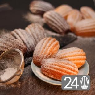 24 бр. Мадлени Асорти
