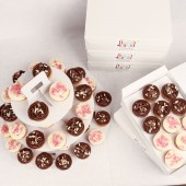 60 Vanilla Moments Cupcake Set
