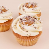 Dulce de Leche Wedding Cupcake set Sample