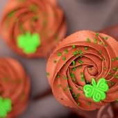 St. Patrick's Day Cupcake Set