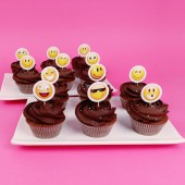 Branded with Toppers Cupcakes