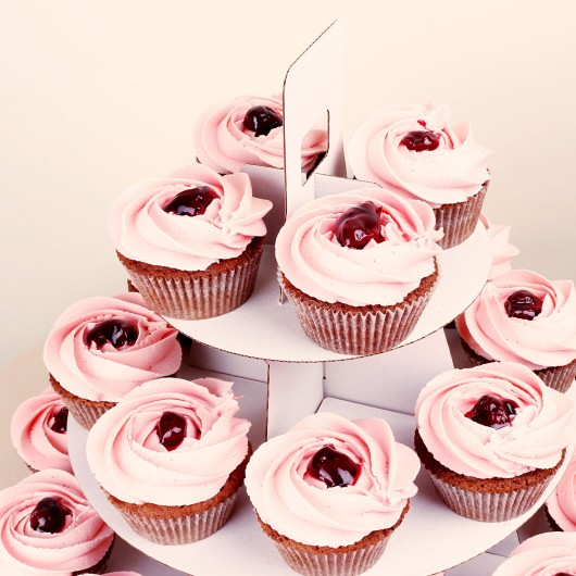 Cherry in Liquor Cupcake set
