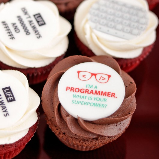 Cupcakes for The Programmers' Team
