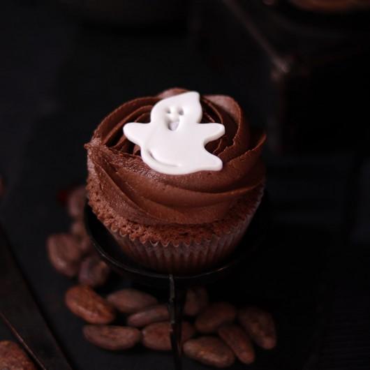 Boo Cupcake for Halloween