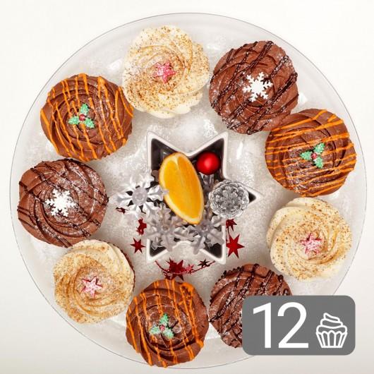 Christmas Cupcake Collection