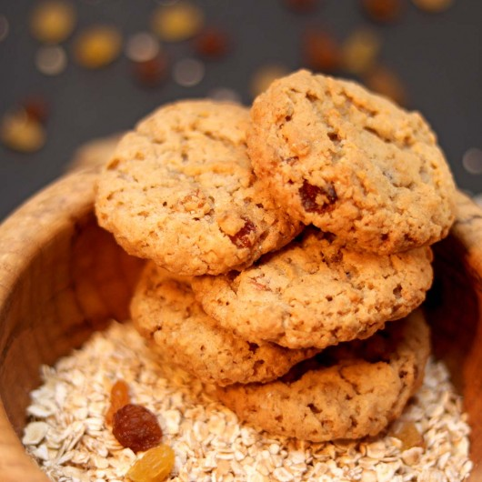 Oatmeal and Raisin Biscuits - 500 g