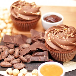 12 Double Cupcake Set