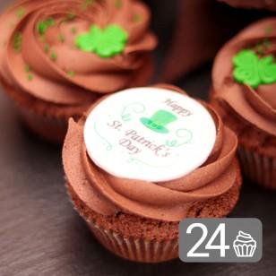 St. Patrick's Day Cupcake Promo Set