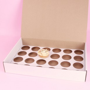 2 Boxes for 24 cupcakes