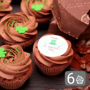 St. Patrick's Day Cupcake Set