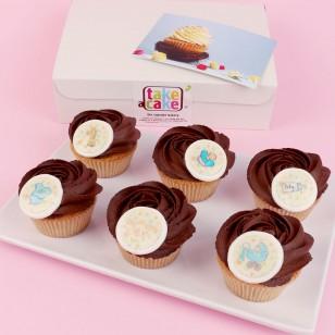 Baby Cupcake Box