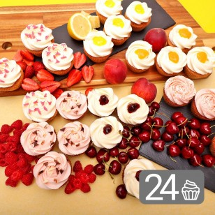 Infinite Fruits Cupcake Promo Collection