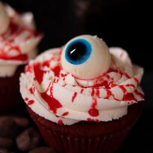 Monstrous Red Velvet for Halloween