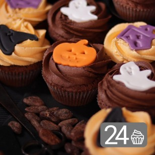 24 Scary Treats for Halloween Promo Set