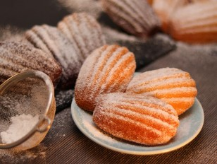Pastries with History - Madeleines