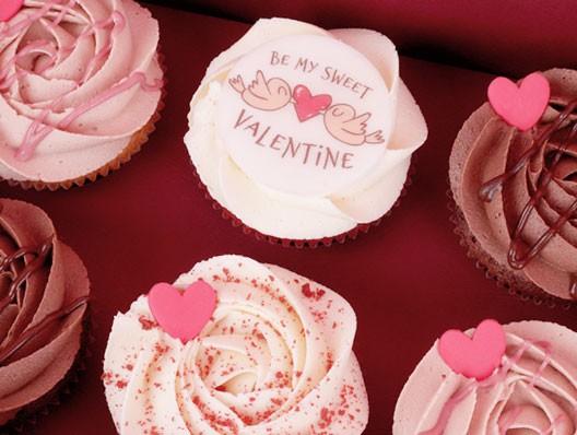 Св. Валентин и Take a Cake отново са сладък екип