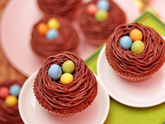 Подари вкусна капкейк изненада за Великден