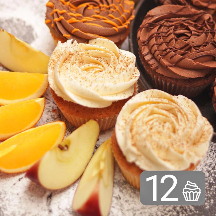 Winter Bestseller Cupcake Collection