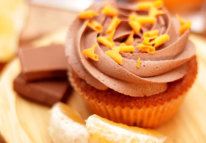Капкейк Портокал и шоколад – вкусни сладкиши с доставка всеки ден, от 8:00 до 20:00 ч., навсякъде в София – Take a Cake Bakery