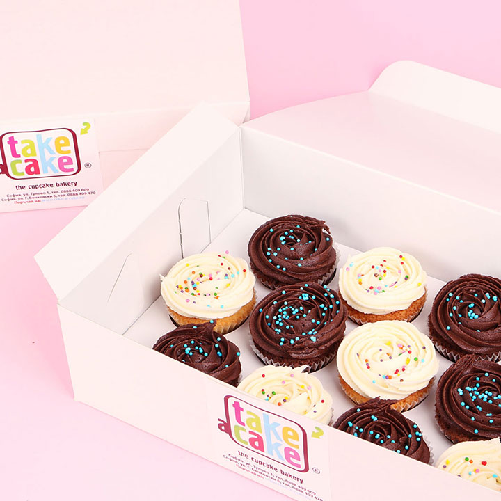 Welcome Cupcakes от Take a Cake
