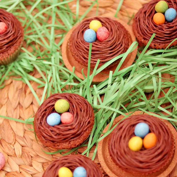 6 Великденски кексчета от Take a Cake