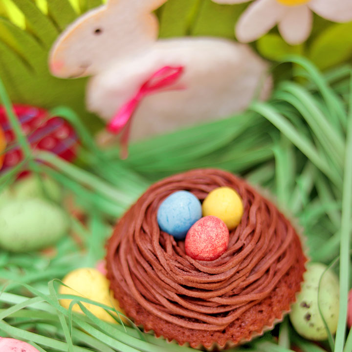 Великденски Капкейк от Take a Cake